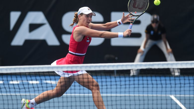 Erakovic and Latvian youngster confirmed as ASB Classic Wildcards
