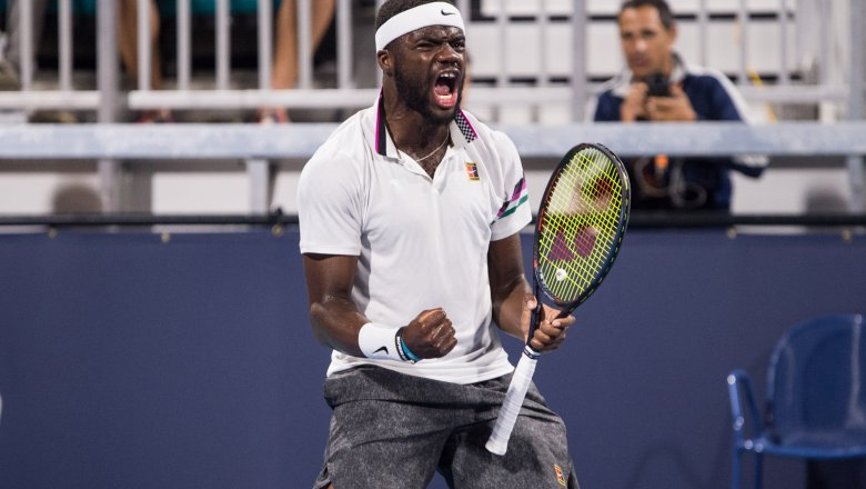 'Big Foe' Frances Tiafoe to make debut at ASB Classic
