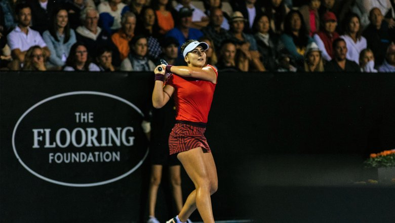 Andreescu withdraws from ASB Classic